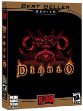 Diablo for PC Games