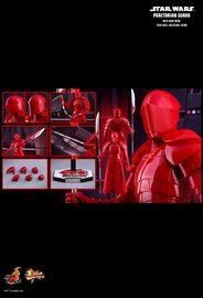 "Star Wars: The Last Jedi - Praetorian Guard (Heavy Blade) - 12"" Articulated Figure image"