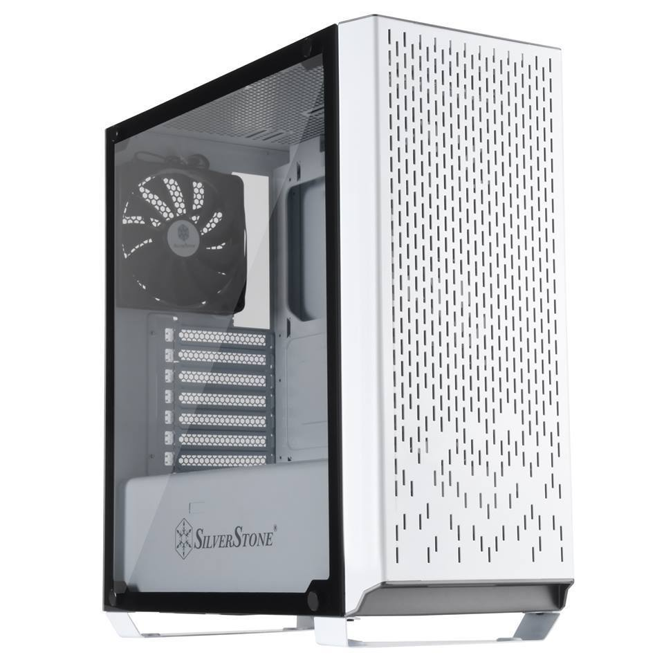 Silverstone PM02 Mid Tower Gaming Chassis image