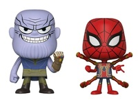 Thanos + Iron-Spider - Vynl. Figure 2-Pack