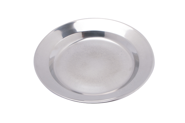 Kiwi Camping Stainless Steel Plate | 24cm