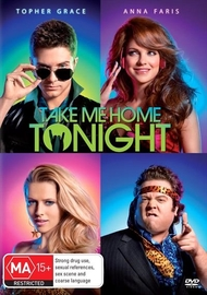 Take Me Home Tonight on DVD