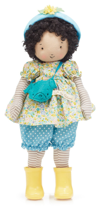 "Bunnies By The Bay: Phoebe Girl - 15"" Friend Doll"