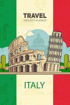 Italy Travel by Julia Notebooks image
