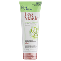 Nair Leg Mask Exfoliate + Smooth with Seaweed (227g)