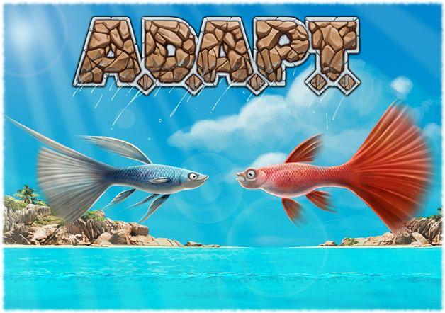 A.D.A.P.T - Board Game