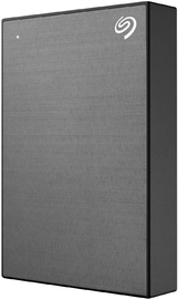 5TB Seagate One Touch Portable USB 3.0 HDD Space Grey