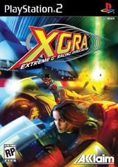 XGRA: Extreme G Racing Association for PS2