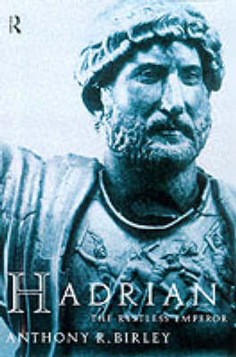 Hadrian by Anthony R Birley image