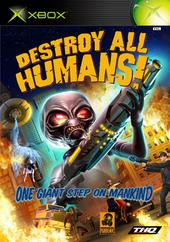 Destroy All Humans! for Xbox