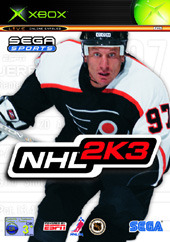 NHL 2K3 for Xbox