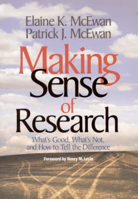 Making Sense of Research by Elaine K. McEwan-Adkins