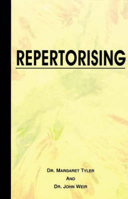 Repertorising by J Stephenson