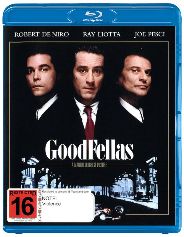 GoodFellas on Blu-ray