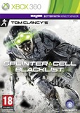 Tom Clancy's Splinter Cell Blacklist for Xbox 360