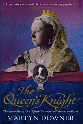 The Queen's Knight by Martyn Downer image