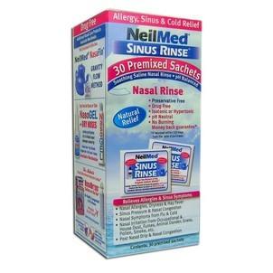 NeilMed Sinus Rinse (30 Premix Sachets)
