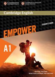 Cambridge English Empower Starter Student's Book by Adrian Doff
