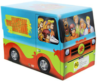 Scooby-Doo: The Mystery Machine Collection DVD
