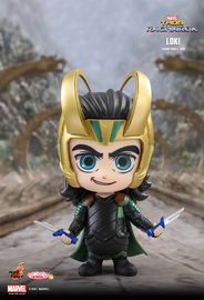 Thor 3: Ragnarok - Loki Cosbaby Figure image