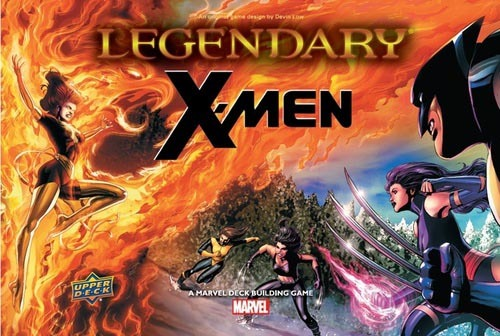 Legendary: X-Men image