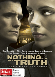 Nothing but the Truth on DVD image