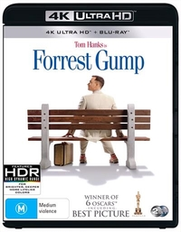 Forrest Gump on UHD Blu-ray