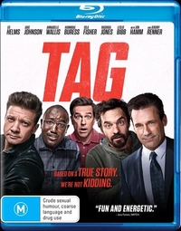Tag on Blu-ray