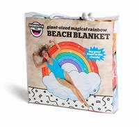 BigMouth: Gigantic Beach Blanket - Rainbow image