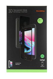 OMP RockMax Premium Tempered 3D Glass Screen Protectors