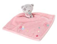 Me To You: Tiny Tatty Teddy - Comforter (Pink)