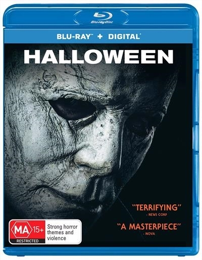 Halloween (2018) on Blu-ray