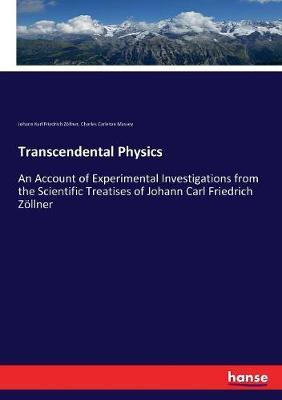 Transcendental Physics by Charles Carleton Massey