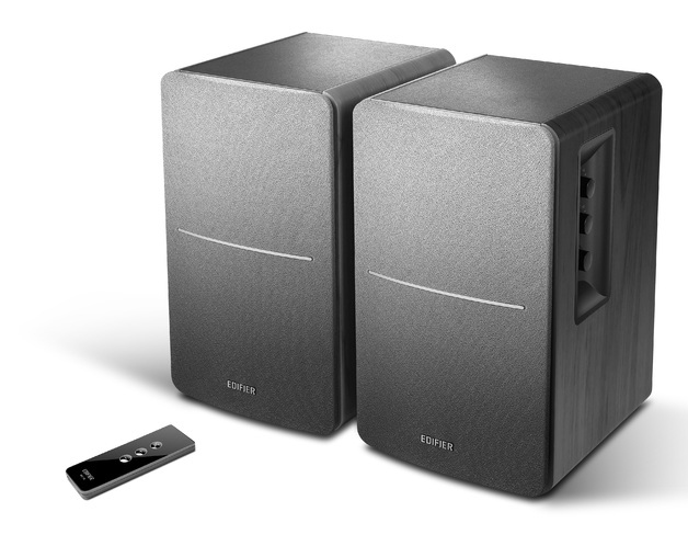 Edifier R1280t 2 0 Lifestyle Speakers Black At Mighty Ape Nz