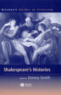 Shakespeare's Histories image
