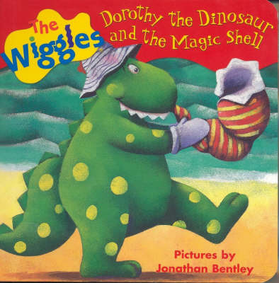 Dorothy the Dinosaur and the Magic Shell by Johnathan Bentley image