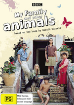 My Family and Other Animals on DVD