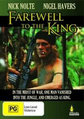 Farewell To The King on DVD