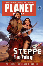 Steppe by Piers Anthony image