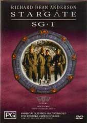 Stargate SG-1 - Volume 04 - Secrets/Spirits/Bane/Tok'ra on DVD