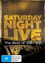 Saturday Night Live: The Best of 06/07 on DVD