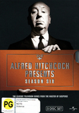 Alfred Hitchcock Presents - The Complete Sixth Season DVD