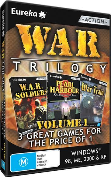 Eureka War Trilogy Vol 1 for PC