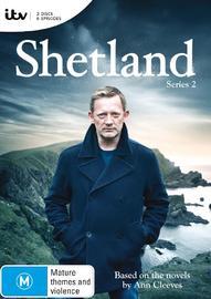 Shetland (Season 2) on DVD