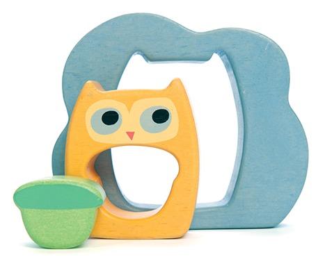 Le Toy Van: Petilou - Owly Woo 3 Piece Puzzle