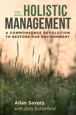 Holistic Management by Allan Savory image