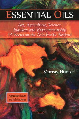 Essential Oils by Murray Hunter