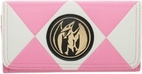 Power Rangers: Pink Ranger - Flap Wallet