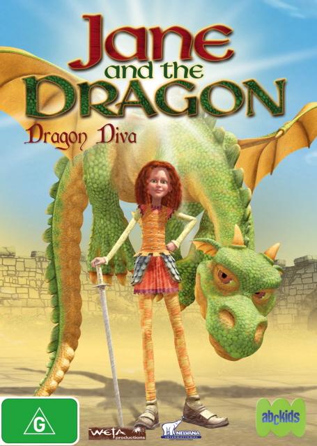 Jane And The Dragon - Dragon Diva on DVD image