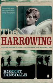The Harrowing by Robert Dinsdale image